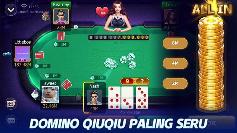 Domino99 - Situs Agen Judi Domino QiuQiu Online Terpercaya ...